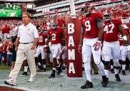 #4) Alabama Crimson Tide | Avg. Price: $203.94 | 2013 Record: 11-2 | Most expensive ticket next season: $392.02 vs. Auburn