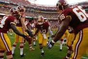 8. Washington Redskins- $304.19 (photo credit: Washington Redskins Official Facebook Page)