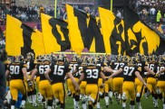 #11) Iowa Hawkeyes | Avg. Price: $150.68 | 2013 Record: 8-5 | Most expensive ticket next season: $203.92 vs. Nebraska