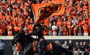 #18) Oklahoma State Cowboys | Avg. Price: $133.74 | 2013 Record: 10-3 | Most expensive ticket next season: $236.68 vs. Texas