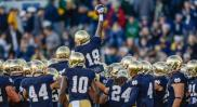 #1) Notre Dame Fighting Irish | Avg. Price: $252.25 | 2013 Record: 9-4 | Most expensive ticket next season: $562.35 vs. Michigan