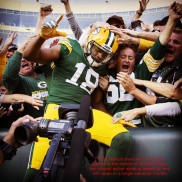 photo credit: Packers Official Instagram page