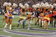 Minnesota Vikings Cheerleader