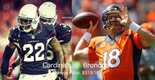 Photo credit: Cardinals and Broncos Official Facebook pages