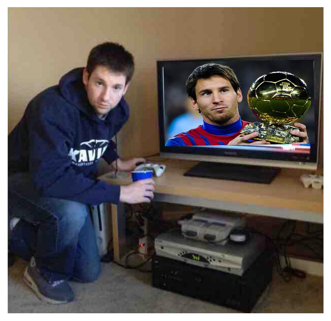 Lionel Messi Halloween Costume Photo Album. Soccer Legend Lionel ...
