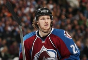 2014 NHL Rookie of the Year Nathan MacKinnon