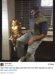 Glen Rice Jr. as Bane
