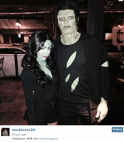 Nathan MacKinnon as Frankenstein