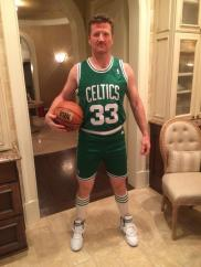 Scott Hartnell as Larry Bird