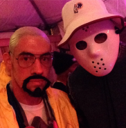 NC as Walter White and KD as Jason