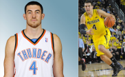 Nick Collison and Mitch McGary