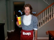 Shaun White as Wendy